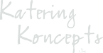 Katering Koncepts | St. George Catering and Event Rentals